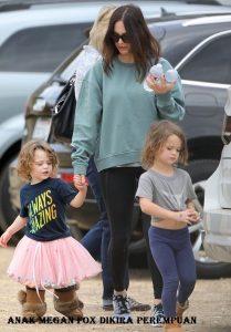 Anak Megan Fox Dikira Perempuan
