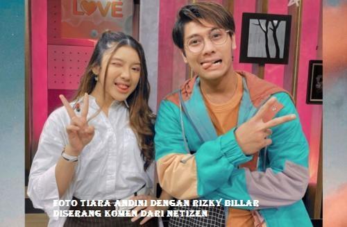 Foto Tiara Andini Dengan Rizky Billar Diserang Komen dari Netizen